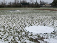 Weather wreaking more havoc than usual with spring sports teams