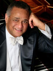 Pianist André Watts