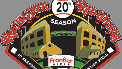 The 2016 baseball season will be the 20th for the Red Wings at Frontier Field.