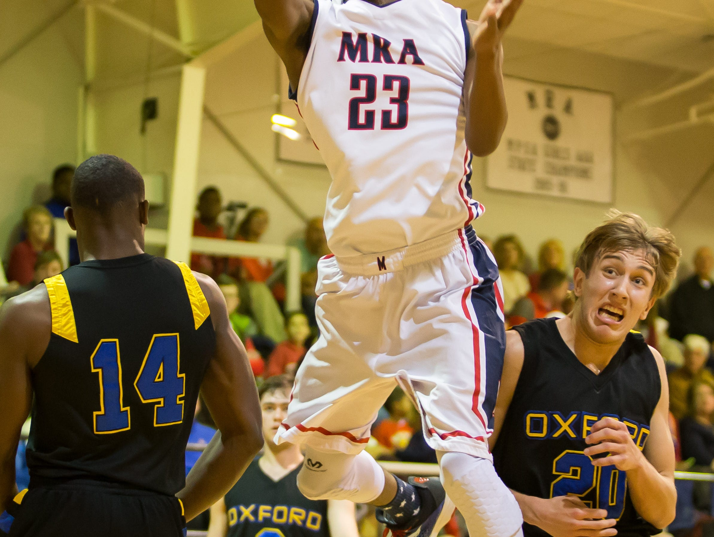 MRA's Devin Gilmore was one of five players who were heavily considered for the Dandy Dozen.