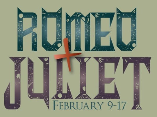 Sheboygan Theatre Company's Mainstage will feature Romeo & Juliet from Feb. 9-17.