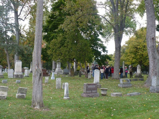 Greenwood Cemetery Tour