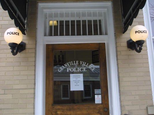 GRA Granville police stock 1