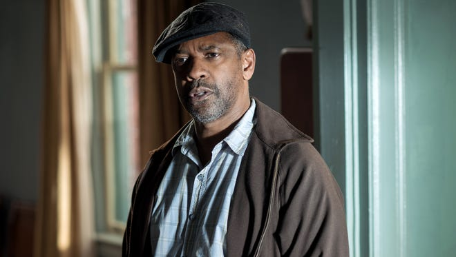 Denzel Washington is up for a best actor Oscar for his role in 'Fences.'