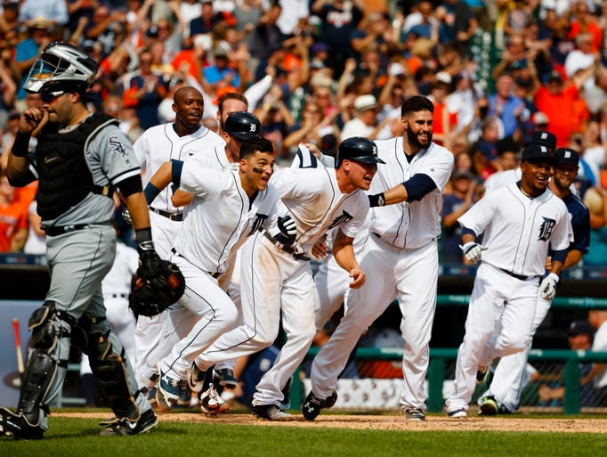 It was an up-and-down 2016 season for the Detroit Tigers,