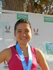 Rachel White, a 2016 graduate of Cocoa Beach High School, was the first-ever recipient of the Coach Bernie Scholarship.