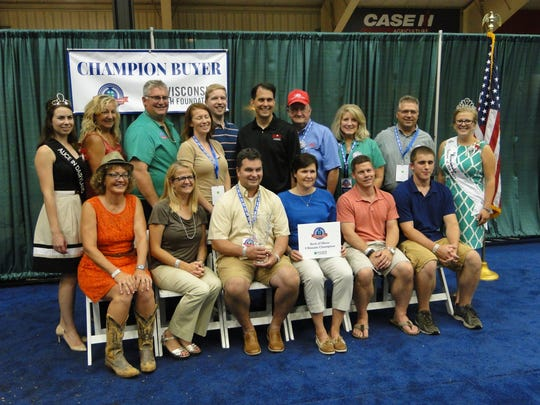The 2016 Best of Show Award, Flavored Summer Sausage,