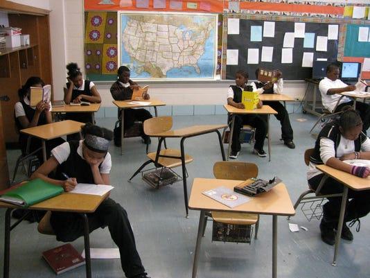 AP DETROIT SCHOOLS LONGSHOT SOLUTIONS A USA MI