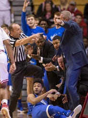Indiana State University is awarded possession during