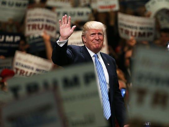 Donald Trump ya alcanzó los delegados requeridos para