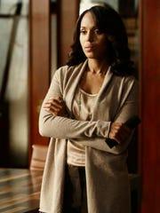 "Kerry Washington stars in  ""Scandal."""