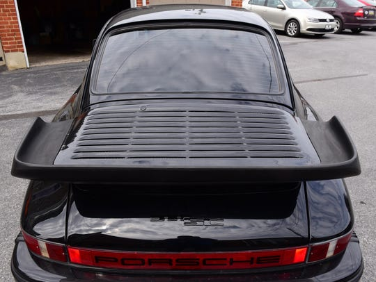 A 1983 Porsche 911 will be raffled at St. Andrew the