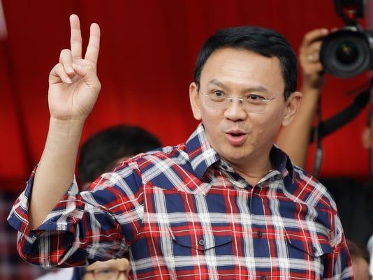 AP INDONESIA JAKARTA ELECTION Q&A I ELN IDN