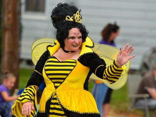 Dover Halloween Parade