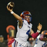 York High quarterback doesn't let diabetes keep him off the field
