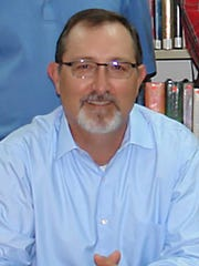 Greene County Herald newspaper publisher Russell Turner