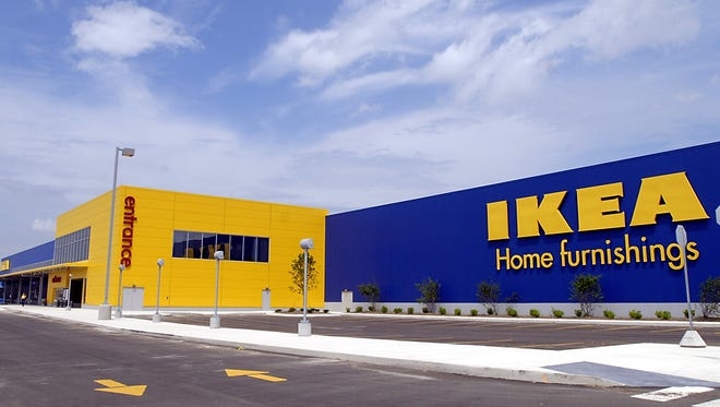 Canton is home to Michigan's only IKEA.