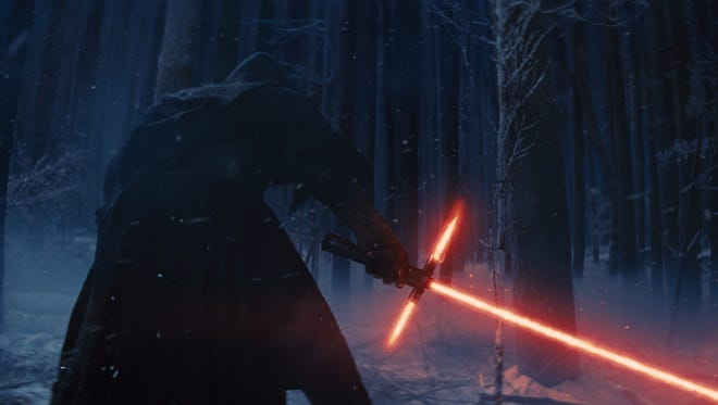 "This mysterious person with the cool lightsaber from ""Star Wars: The Force Awakens"" may be appearing in ""Episode VIII"" as well."