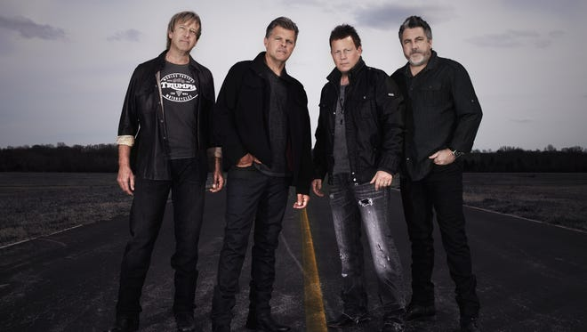 Lonestar performs Aug. 3 at the Paramount Center for the Arts.