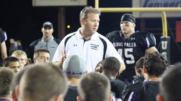Head-coach-Jed-Stugart-University-of-Sioux-Falls-630x419