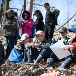 Muddy Boots and Backpacks sparks scientific excitement
