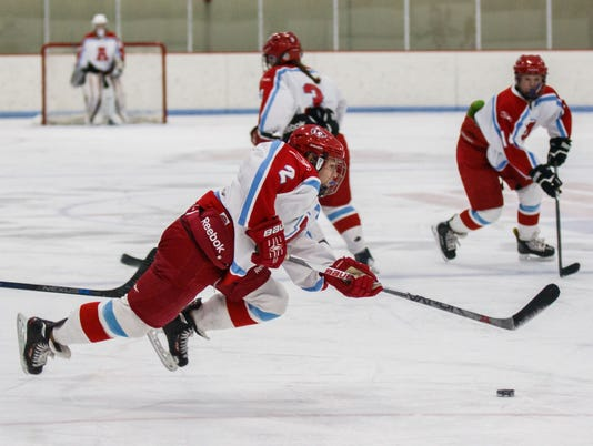 HHS AHS Arrowhead Girls Hockey 7877