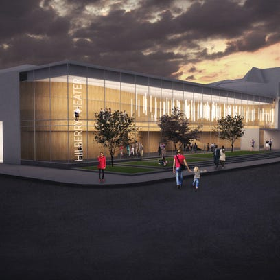 WSU approves $65 million for Hilberry cultural complex, including high-end jazz center