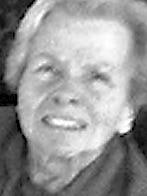 Joan M. Walsh, 92