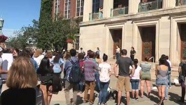 UR student criticism of handling sexual harassment allegations mounts
