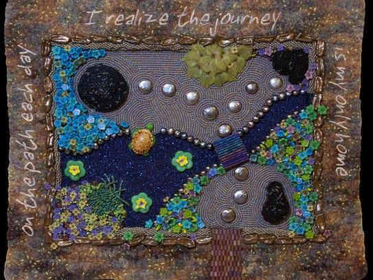 """""""On the Path"""" by Lisa Binkley"""