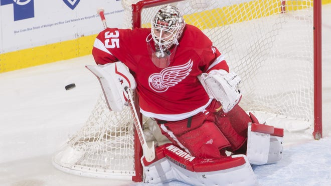 Goalie Jimmy Howard has three years left on his contract with a salary cap hit just under $5.3 million.