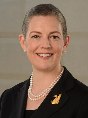 Carol B. Cadou of Mount Vernon will become the new director and CEO of Winterthur Museum, Gardens and Library