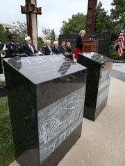 9/11 Memorial Service and Pentagon Stone Dedication