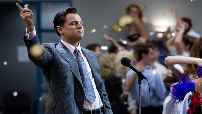 The action-packed trailer for 'The Wolf of Wall Street' starring Leonardo DiCaprio helped generate significant buzz for the latest film from Martin Scorsese.
