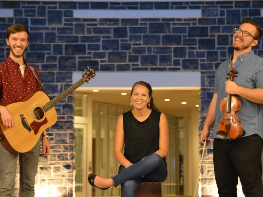 Harrisonburg-based Folk-Americana band Strong Water makes it to the next round in the Rockn' to Lockn' Virginia battle of the bands competition to win a spot in Lockn' Festival's lineup this summer.