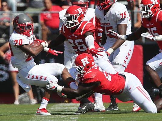 Rutgers football vs. New Mexico