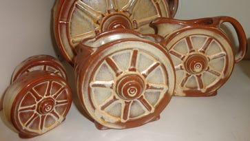 Frankoma pottery common in Phoenix area