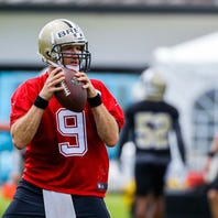 Does Drew Brees have right crew for another Super Bowl run?