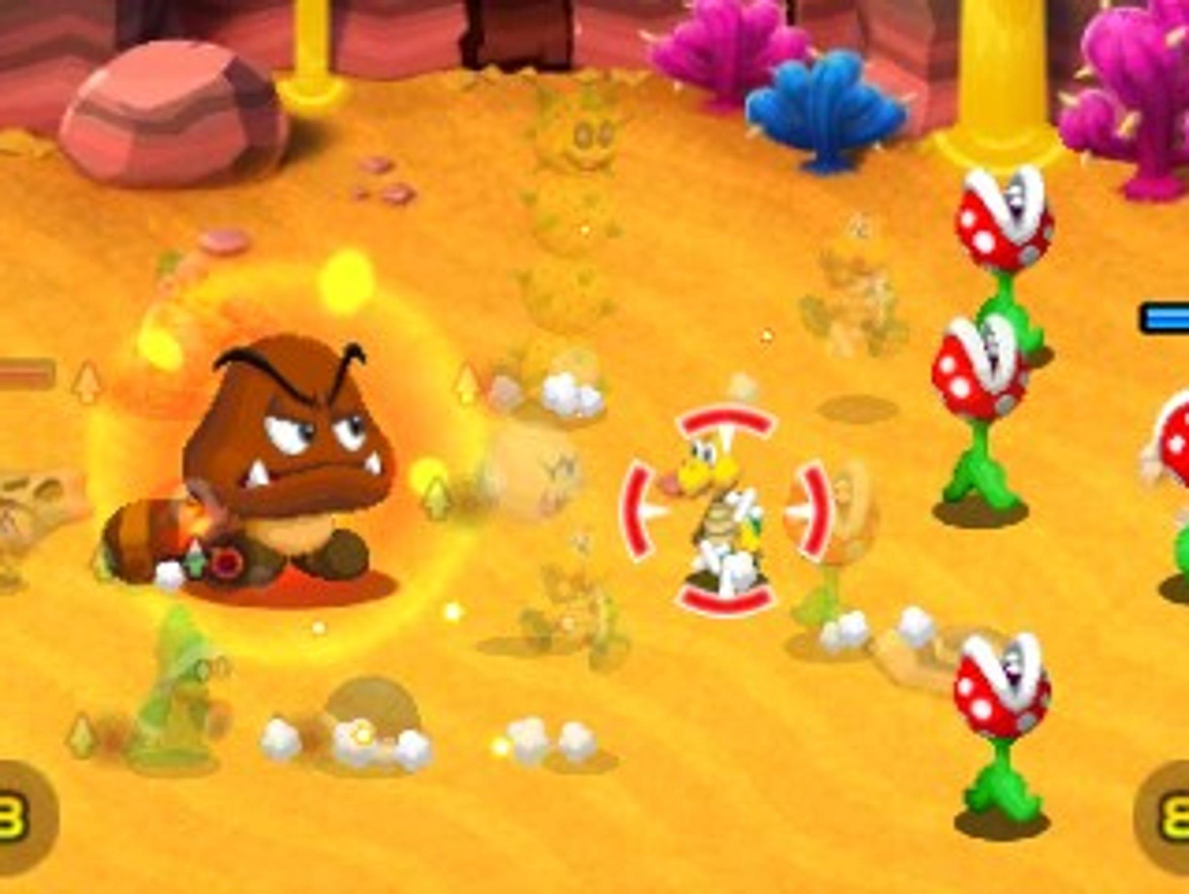 Mario & Luigi: Superstar Saga + Bowser's Minions for