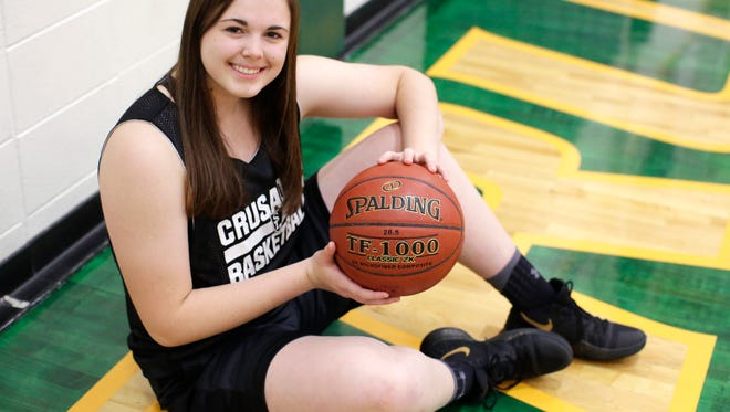 Sheboygan Lutheran girls basketball player Dacota Weigert is this week's Senior Spotlight.