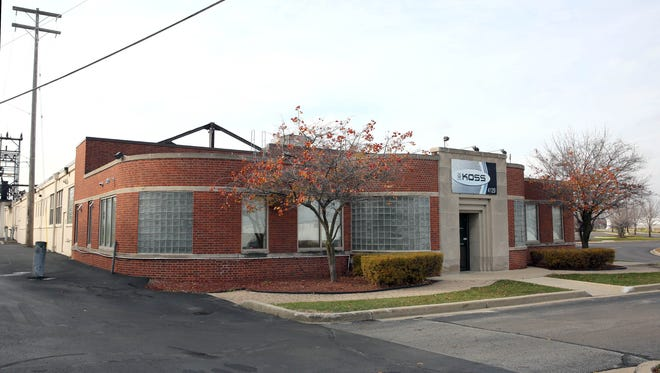Koss Corp.'s headquarters are at 4129 N. Port Washington Rd. in Milwaukee.