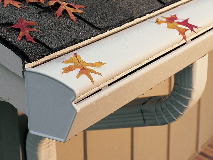Make the last time you cleaned your gutters, the last time you clean your gutters!