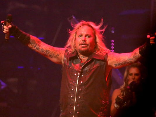 Motley Crue is in the home stretch of its final tour
