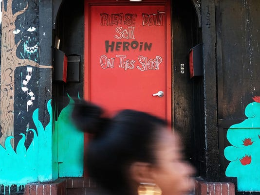 Staten Island Neighborhood Grapples With Heroin Epidemic