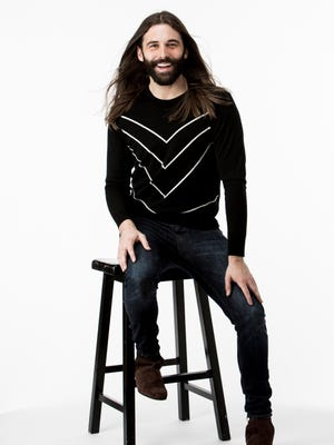 "Jonathan Van Ness from ""Queer Eye"""