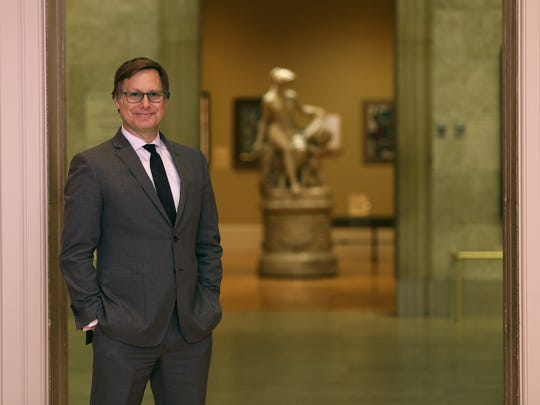 Jonathan P. Binstock is the director of the Memorial Art Gallery.