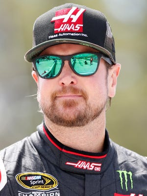 Kurt Busch already has a plan in place should the Chicago Cubs make the World Series.