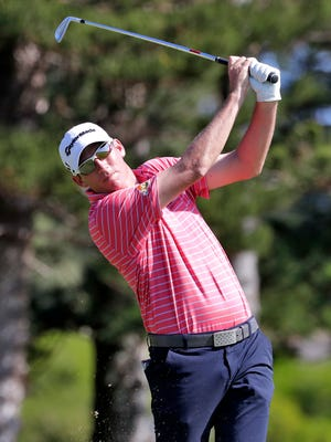 Jim Herman has to miss this week's Sentry Tournament of Champions in Hawaii because he was diagnosed with COVID-19.