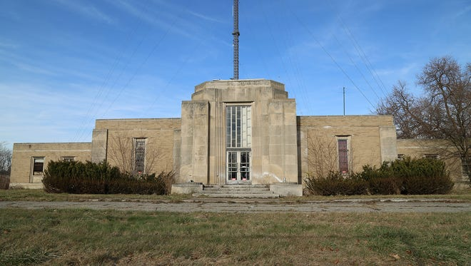 The former WWJ Transmitter building will be rehabbed and turned into a comfort food restaurant by Union Joints.