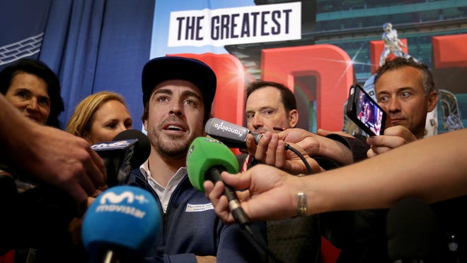 Could Fernando Alonso join IndyCar Series full-time with McLaren?